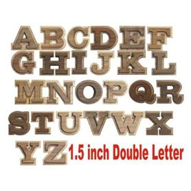 1.5 inch Double letter - Adgreek