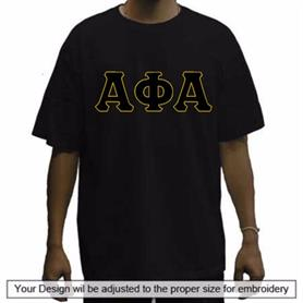 Alpha Phi Alpha T-shirt - Adgreek
