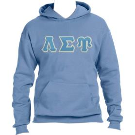 Lambda Sigma Upsilon Lightblue Hood1 - Adgreek