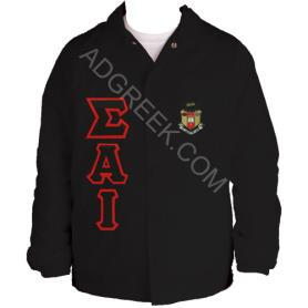 Sigma Alpha Iota Black Line Jacket1 - Adgreek