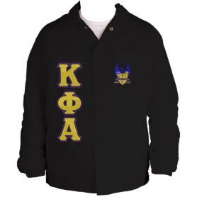 Kappa Phi Alpha Black Line Jacket1 - Adgreek