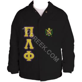 Pi Lambda Phi Black Line Jacket1 - Adgreek