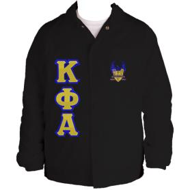 Kappa Phi Alpha Black Line Jacket2 - Adgreek