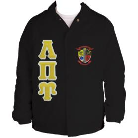 Lambda Pi Upsilon Black Line Jacket3 - Adgreek
