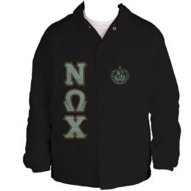 Nu Omega Chi Black Line Jacket3 - Adgreek