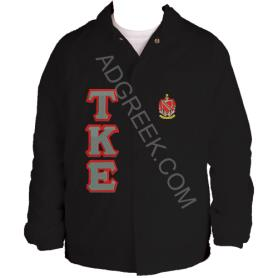 Tau Kappa Epsilon Black Line Jacket1 - Adgreek
