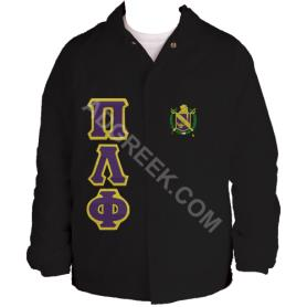 Pi Lambda Phi Black Line Jacket2 - Adgreek