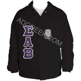 Sigma Lambda Beta Black Line Jacket1 - Adgreek