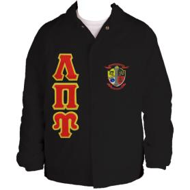 Lambda Pi Upsilon Black Line Jacket4 - Adgreek