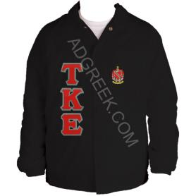 Tau Kappa Epsilon Black Line Jacket2 - Adgreek