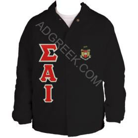 Sigma Alpha Iota Black Line Jacket2 - Adgreek