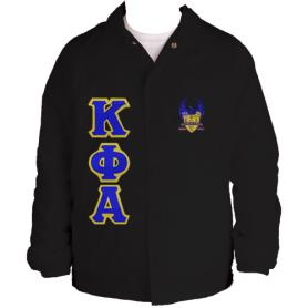 Kappa Phi Alpha Black Line Jacket4 - Adgreek
