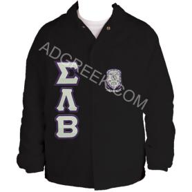 Sigma Lambda Beta Black Line Jacket2 - Adgreek