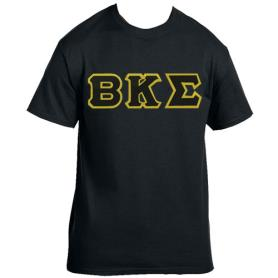 Beta Kappa Sigma Black Tshirt1 - Adgreek