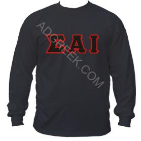 Sigma Alpha Iota Black LST1 - Adgreek