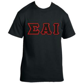 Sigma Alpha Iota Black Tshirt1 - Adgreek