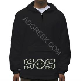 Swing Phi Swing Black Pullover1 - Adgreek