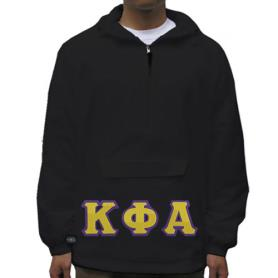 Kappa Phi Alpha Black Pullover1 - Adgreek