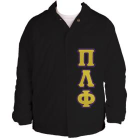 Pi Lambda Phi Black Line Jacket3 - Adgreek