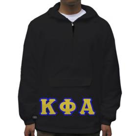 Kappa Phi Alpha Black Pullover2 - Adgreek