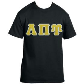 Lambda Pi Upsilon Black Tshirt3 - Adgreek