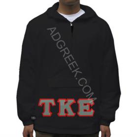 Tau Kappa Epsilon Black Pullover1 - Adgreek