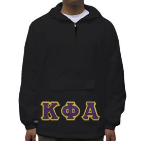 Kappa Phi Alpha Black Pullover3 - Adgreek