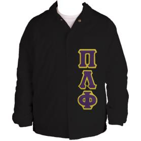 Pi Lambda Phi Black Line Jacket4 - Adgreek