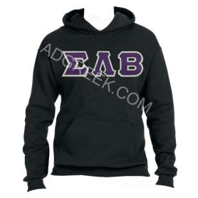 Sigma Lambda Beta Black Hoodie1 - Adgreek