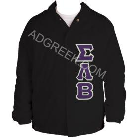 Sigma Lambda Beta Black Line Jacket3 - Adgreek