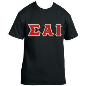 Sigma Alpha Iota Black Tshirt2 - Adgreek