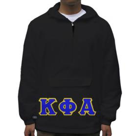 Kappa Phi Alpha Black Pullover4 - Adgreek