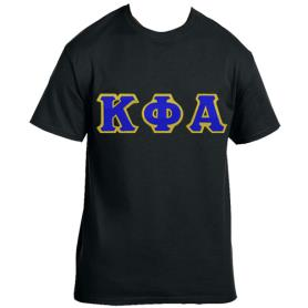 Kappa Phi Alpha Black Tshirt4 - Adgreek