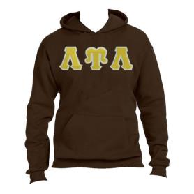 Lambda Upsilon Lambda Brown Hoodie3 - Adgreek