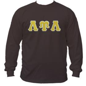 Lambda Upsilon Lambda Brown LST3 - Adgreek