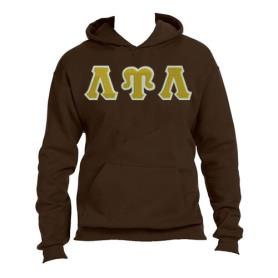 Lambda Upsilon Lambda Brown Hoodie4 - Adgreek