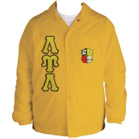 Lambda Upsilon Lambda Gold Line Jacket1 - Adgreek
