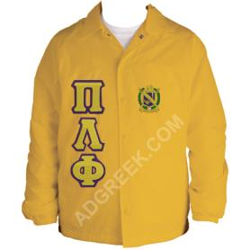 Pi Lambda Phi Gold Line Jacket1 - Adgreek