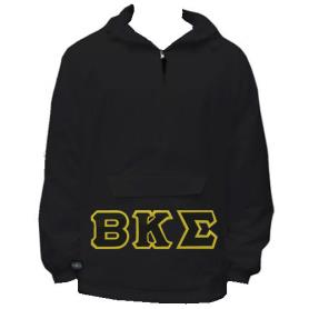 Beta Kappa Sigma Black Pullover1 - Adgreek