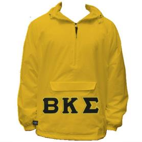 Beta Kappa Sigma Gold Pullover2 - Adgreek