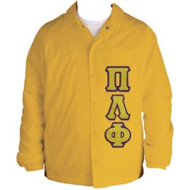Pi Lambda Phi Gold Line Jacket2 - Adgreek