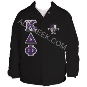 Alpha Kappa Delta Phi Black Line Jacket3 - Adgreek