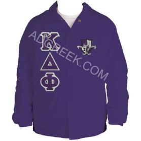 Alpha Kappa Delta Phi Purple Line Jacket1 - Adgreek