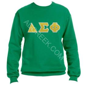Delta Sigma Phi Kelly Crewneck1 - Adgreek