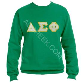 Delta Sigma Phi Kelly Crewneck2 - Adgreek