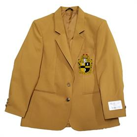 Alpha Phi Alpha Blazer(Old Gold) - Adgreek