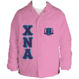 Chi Nu Alpha Pink Line Jacket1 - Adgreek