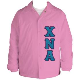 Chi Nu Alpha Pink Line Jacket4 - Adgreek