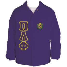 Pi Lambda Phi Purple Line Jacket1 - Adgreek