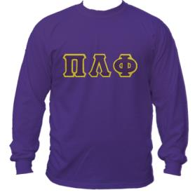 Pi Lambda Phi Purple LST1 - Adgreek